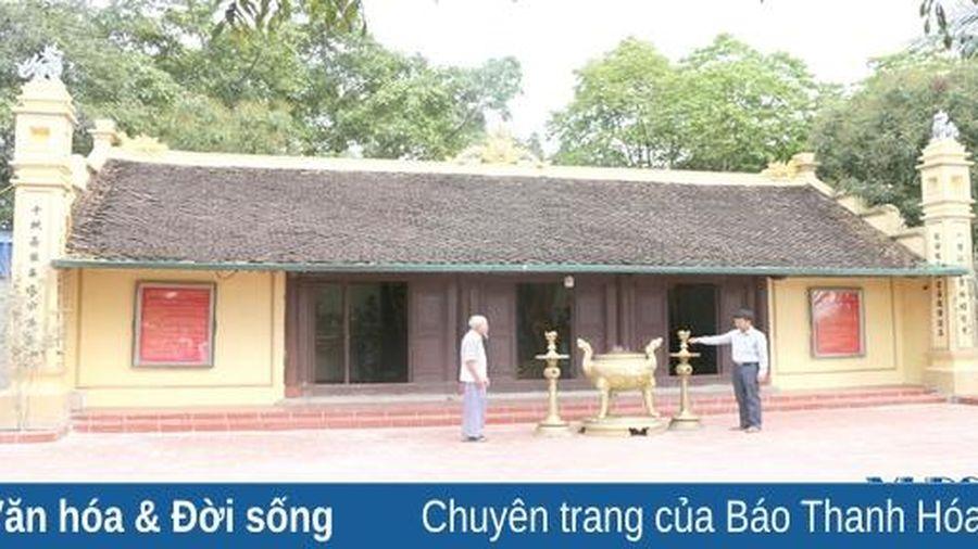 Thăm đền Đồng Cổ làng Mỹ Đà