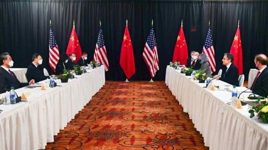Mỹ xúc tiến đạo luật 'đấu' Trung Quốc