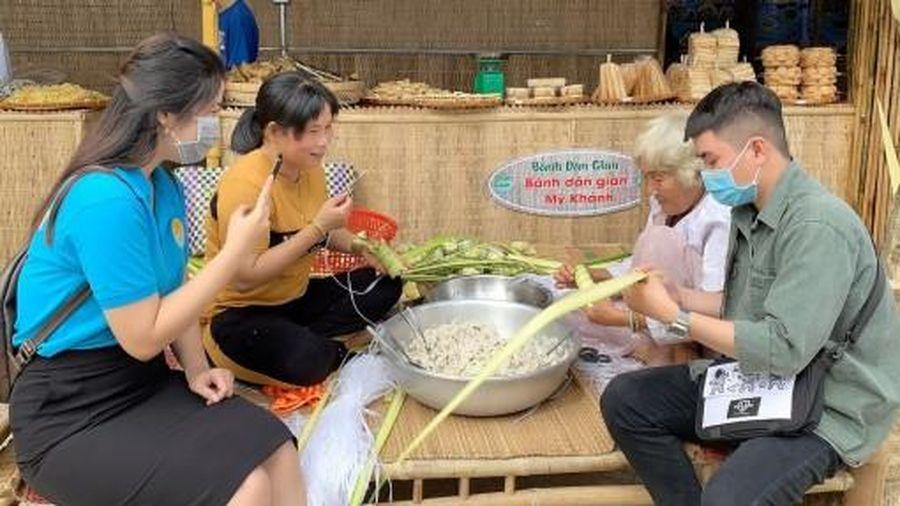 Ngày hội Bánh - Trái Mỹ Khánh diễn ra từ 30-4-2021