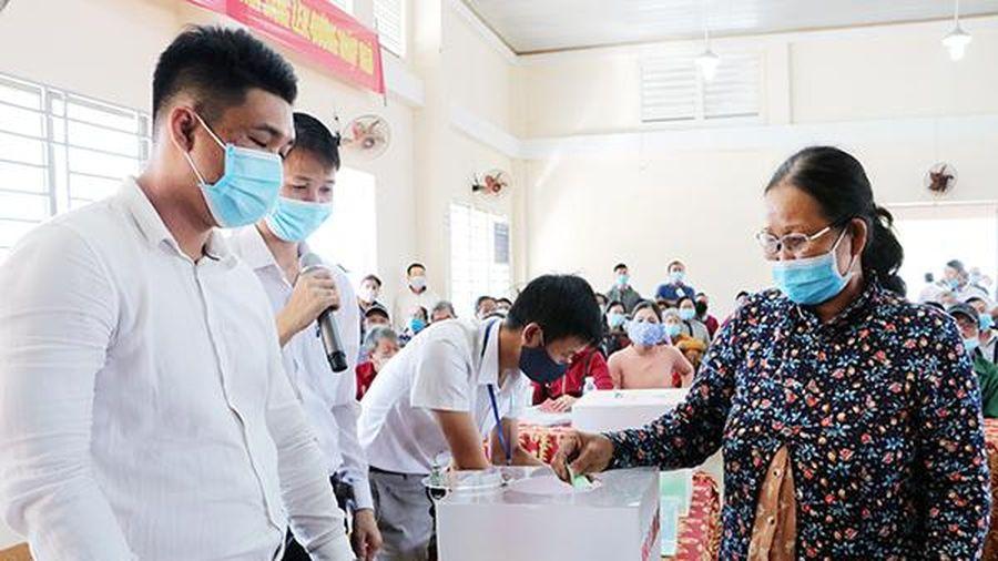 Thêm 137 hộ dân thuộc dự án sân bay Long Thành bốc thăm vị trí đất tái định cư