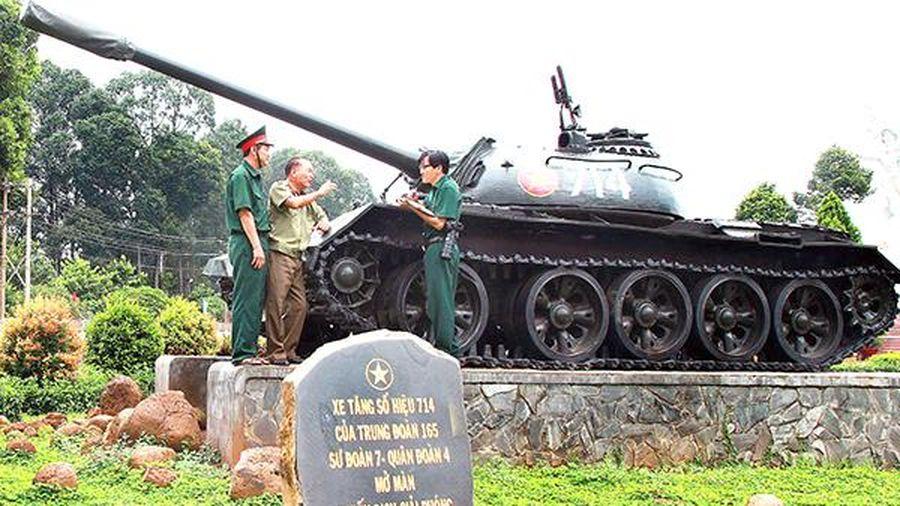 Chuyện của tiểu đoàn tăng tham gia giải phóng Xuân Lộc - Long Khánh