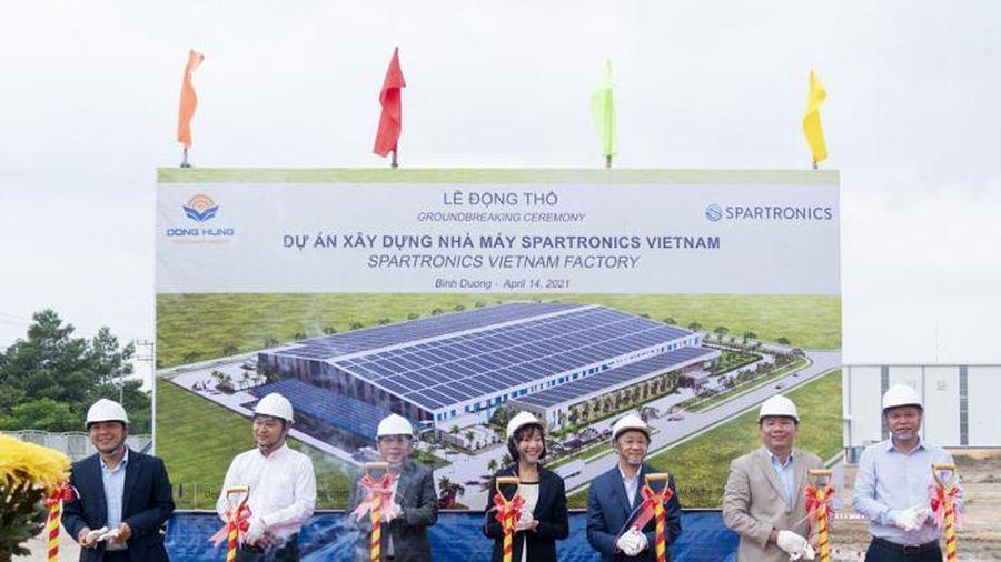 Spartronics Việt Nam tăng cường năng lực sản xuất các sản phẩm phức hợp điện tử, cơ điện tử