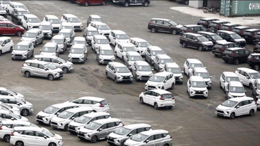 Ô tô Trung Quốc nhập vào Việt Nam tăng 6 lần so với cùng kỳ 2020