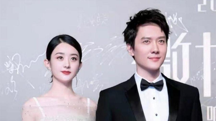Sốc: Triệu Lệ Dĩnh và Phùng Thiệu Phong chính thức thông báo đã ly hôn.