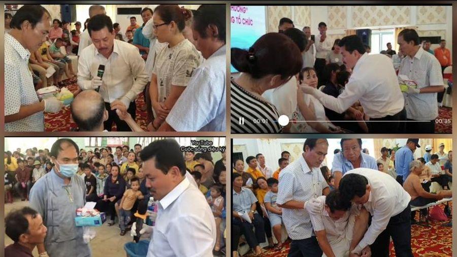 Nguyên Trưởng phòng Y tế huyện Tánh Linh (Bình Thuận) có bao che cho 'thần y' Võ Hoàng Yên?