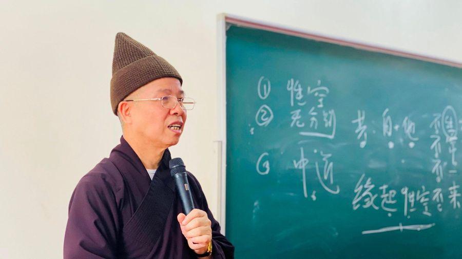 Học viện Phật giáo VN tại Hà Nội thông báo tuyển sinh 3 hệ Cử nhân, Thạc sĩ và Tiến sĩ Phật học