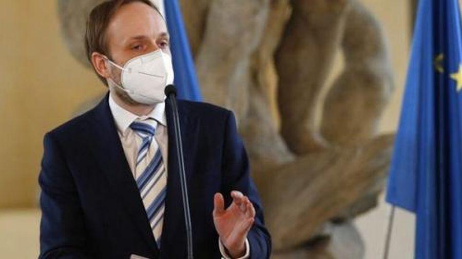 Séc trục xuất 63 nhà ngoại giao Nga