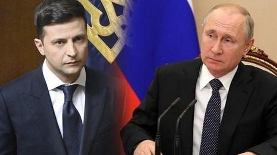 Ông Putin sẵn sàng gặp Tổng thống Ukraine, nhưng không phải ở Donbass