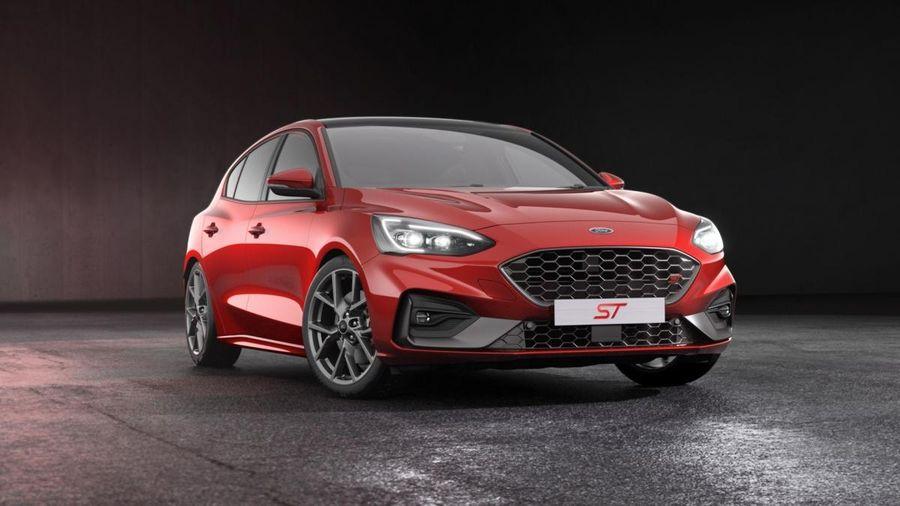 Ford Focus phiên bản giới hạn ra mắt thị trường