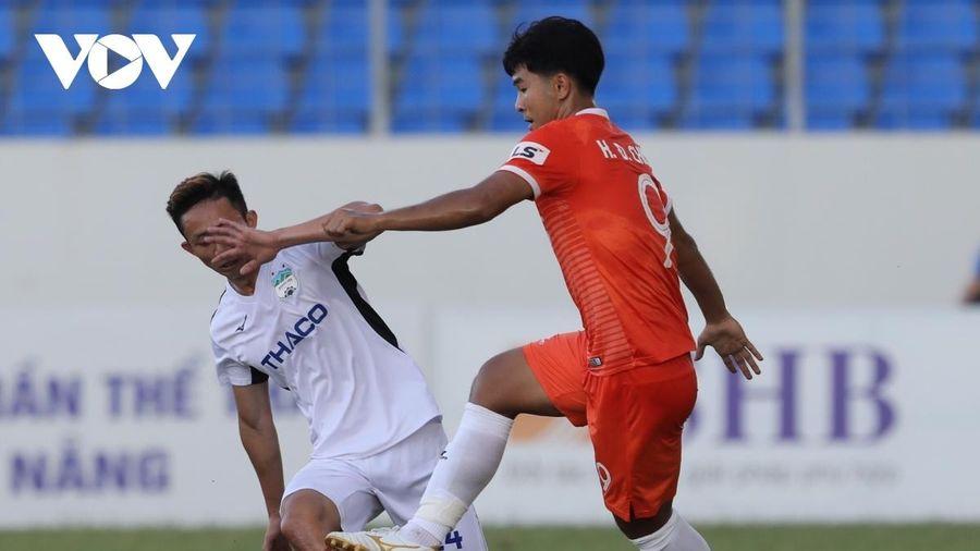 Đức Chinh tỏa sáng, Đà Nẵng hẹn gặp HAGL ở vòng 1/8 Cúp Quốc gia 2021