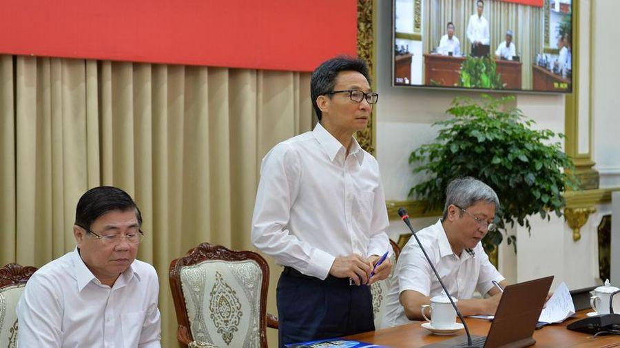 Thành phố Hồ Chí Minh: Tiếp tục dồn lực chống dịch như chống giặc