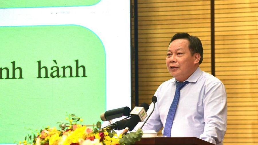Nguồn lực nội sinh quyết định sự phát triển bền vững của Thủ đô