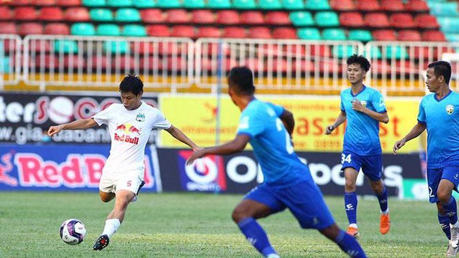 Hoàng Anh Gia Lai ngược dòng thắng An Giang 2-1 tại Cúp quốc gia 2021