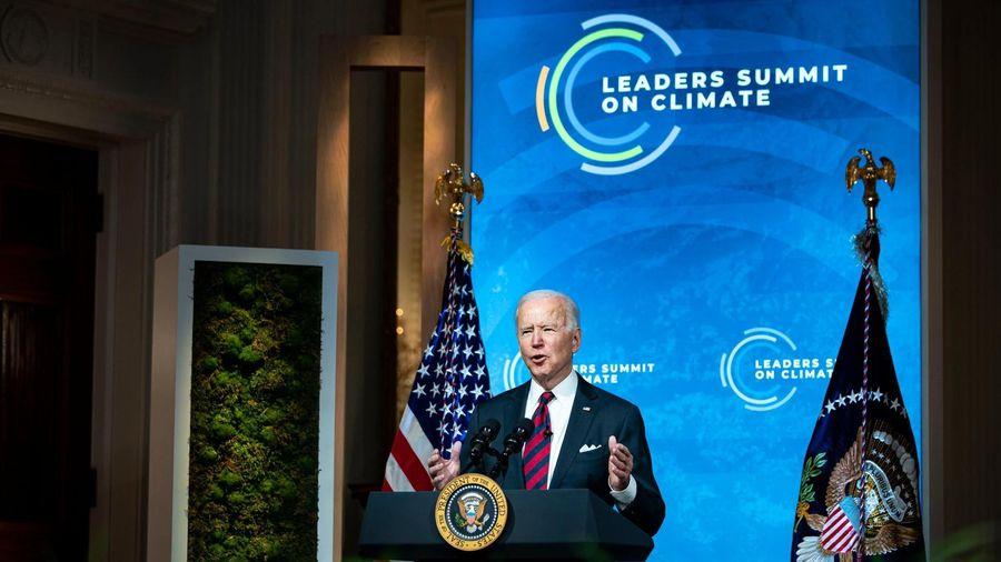 Mỹ quyết tâm thực hiện hành động về biến đổi khí hậu
