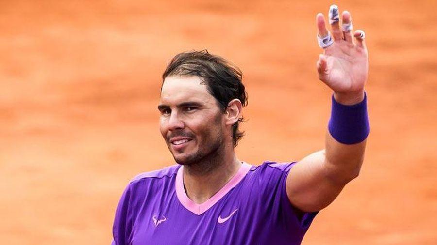 Bảng xếp hạng ATP tennis: Cơ hội lớn để Nadal áp sát Djokovic.
