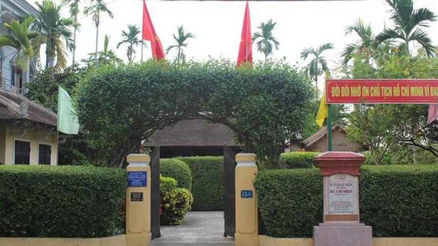 Phát huy giá trị di tích Chủ tịch Hồ Chí Minh tại Thừa Thiên Huế phục vụ phát triển du lịch