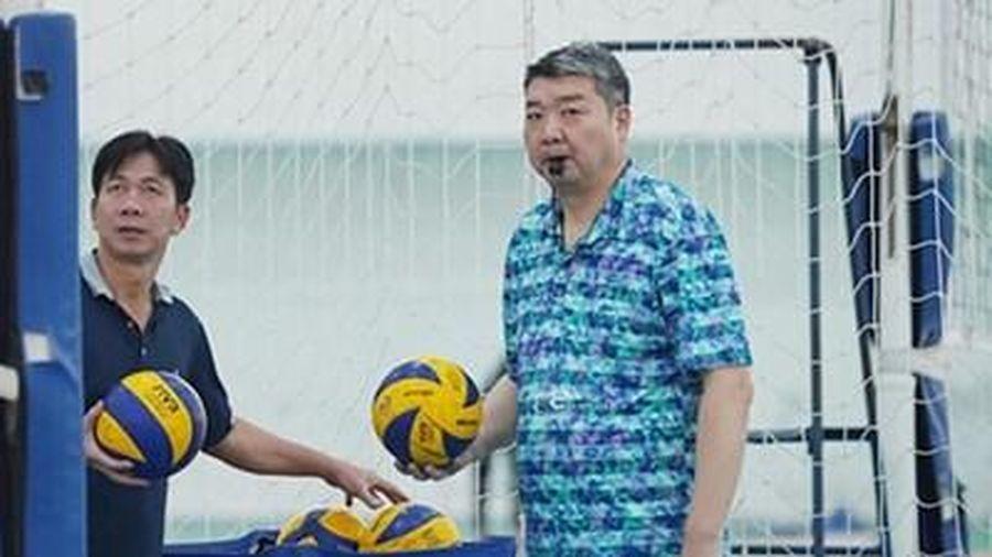 Đội tuyển bóng chuyền nam xác định huấn luyện viên trưởng tại SEA Games 31