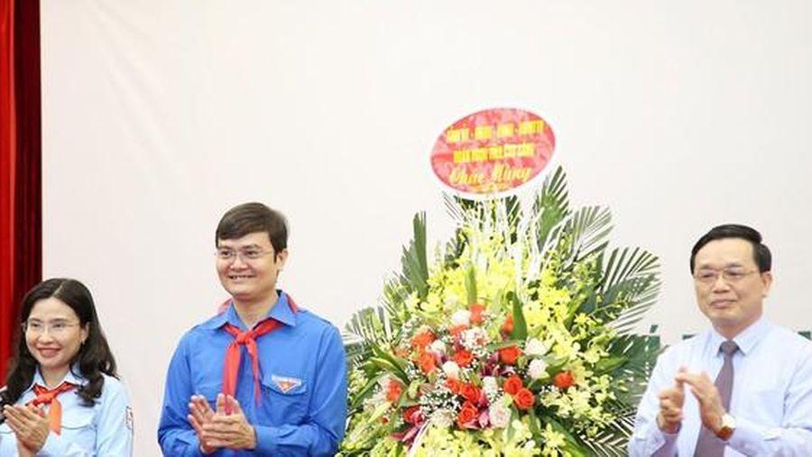 80 năm Đội TNTP Hồ Chí Minh lớn lên cùng đất nước