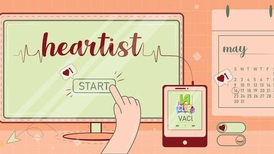 'HeArtist' giúp bạn trẻ tìm hiểu nghệ thuật