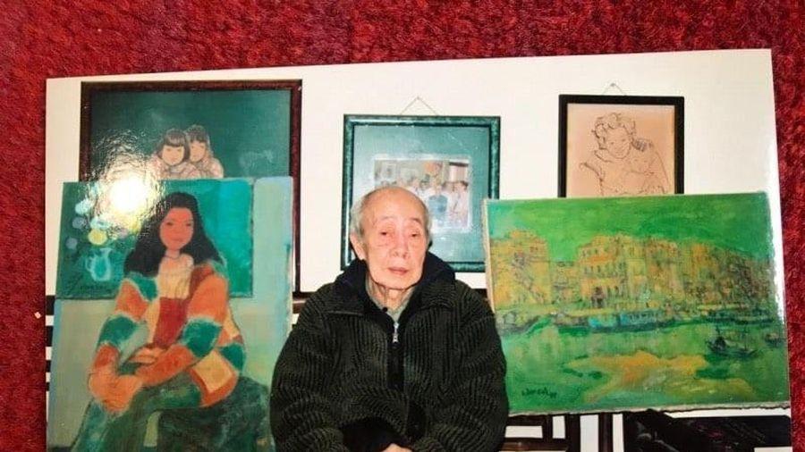 'Bước qua 10 thập kỷ' cùng họa sĩ Linh Chi