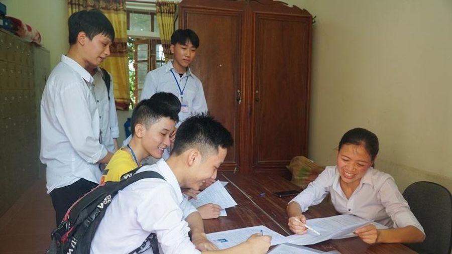 Nghệ An: Thí sinh chủ động lựa chọn nguyện vọng tại Kỳ thi tốt nghiệp THPT