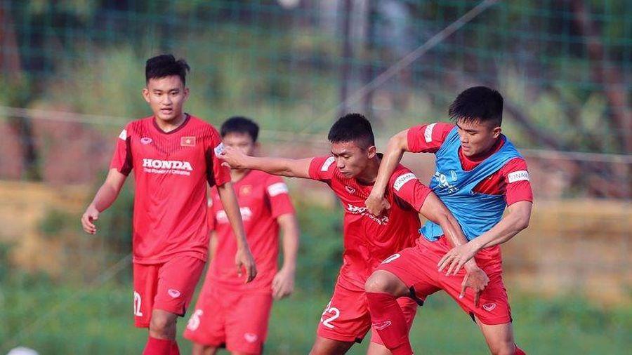 Thầy Park triệu tập 34 tuyển thủ trẻ U22 Việt Nam tập trung đợt 1