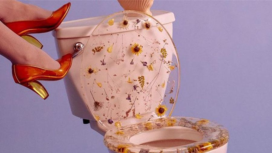 Bạn có sẵn sàng bỏ 5 triệu để sở hữu chiếc nắp bồn cầu 'nở hoa'?