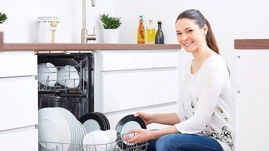 5 mẫu máy rửa bát đang được nhiều gia đình lựa chọn