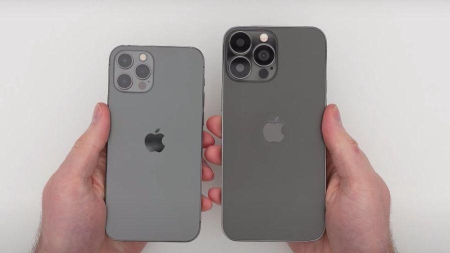 iPhone 13 Pro Max lần đầu lộ diện đầy đủ, đây là 2 điểm nhấn đáng chú ý nhất