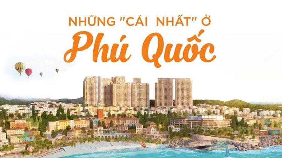 Infographic: Phú Quốc - Thành phố 'độc bản' của Việt Nam