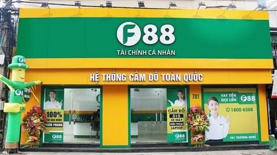 Chuỗi cầm đồ F88 có cố vấn cấp cao là CEO công ty tài chính top 3 Thái Lan