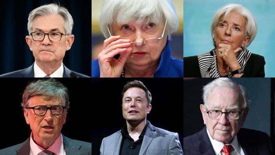 'Sốt' Bitcoin chưa từng thấy, giới tỷ phú và trùm tài chính nghĩ gì về tiền ảo?
