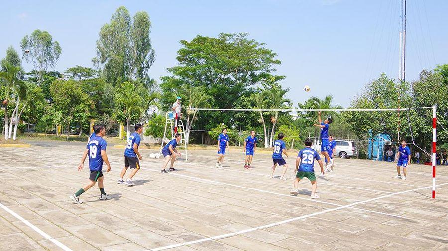 Bộ Chỉ huy Quân sự tỉnh An Giang tổ chức Hội thao Thể dục thể thao lực lượng thường trực