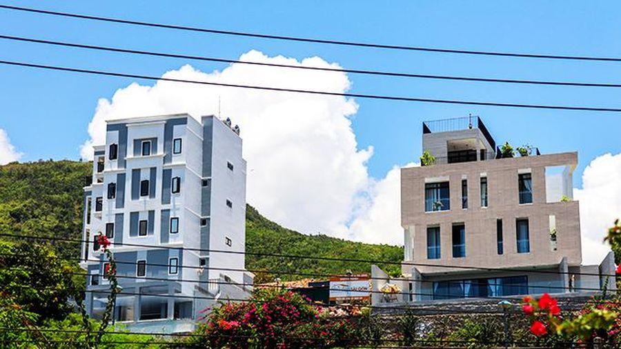 Khu biệt thự Nha Trang - Seapark: Nhiều biệt thự xây vượt quy hoạch