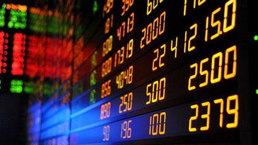 VN-Index tăng phiên thứ 5 liên tiếp, ngân hàng vẫn dẫn sóng