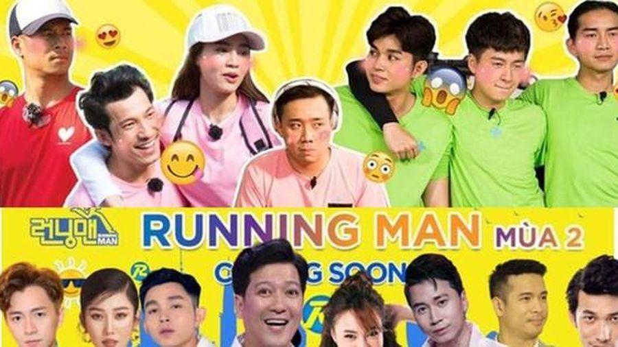 Dù không có Trấn Thành, Running Man Việt 2021 vẫn là chương trình được săn đón nhất Hè này