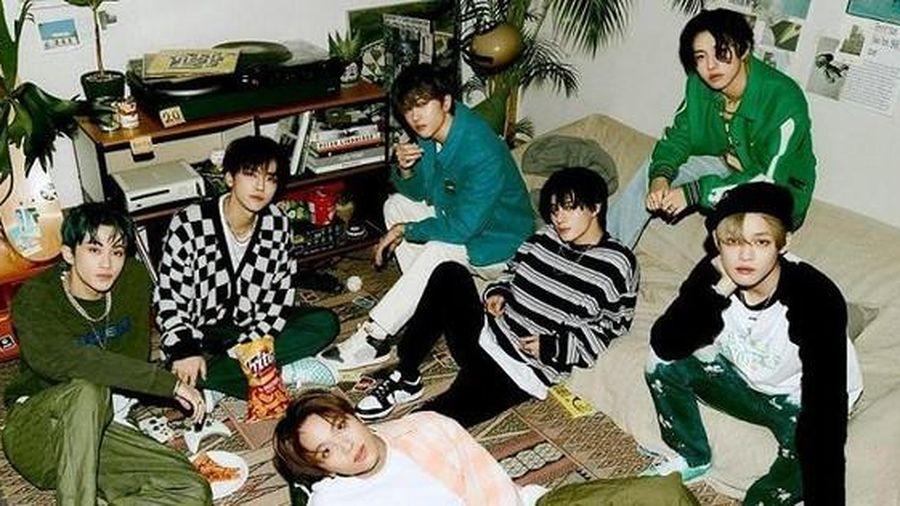 'Hậu' thành tích triệu bản, NCT DREAM được vinh danh trên MTV Asia Spotlight