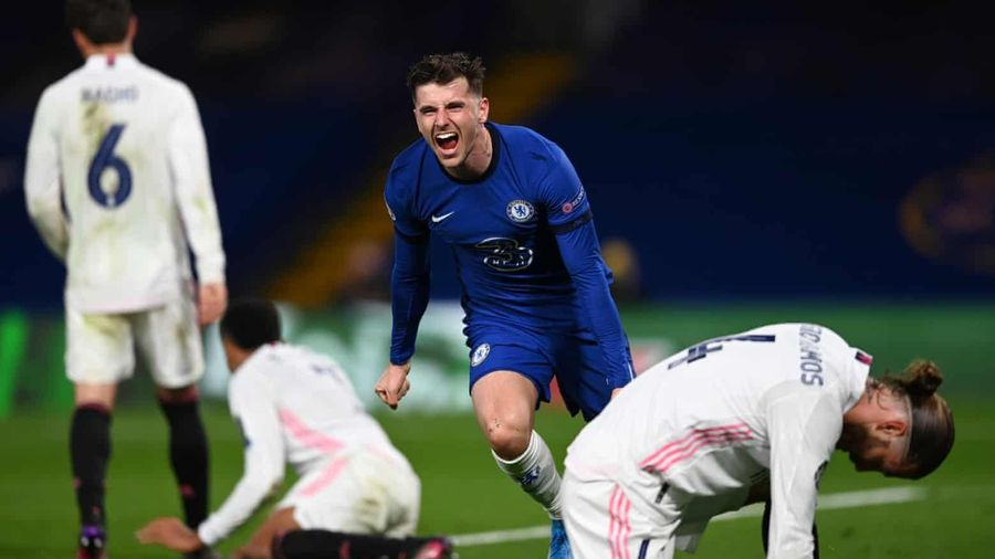 Thắng thuyết phục Real, Chelsea vào chung kết gặp Man City