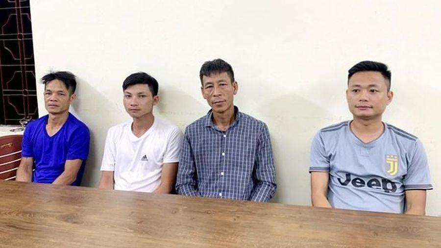Quảng Ninh: Khởi tố nhóm đối tượng đưa người nhập cảnh trái phép