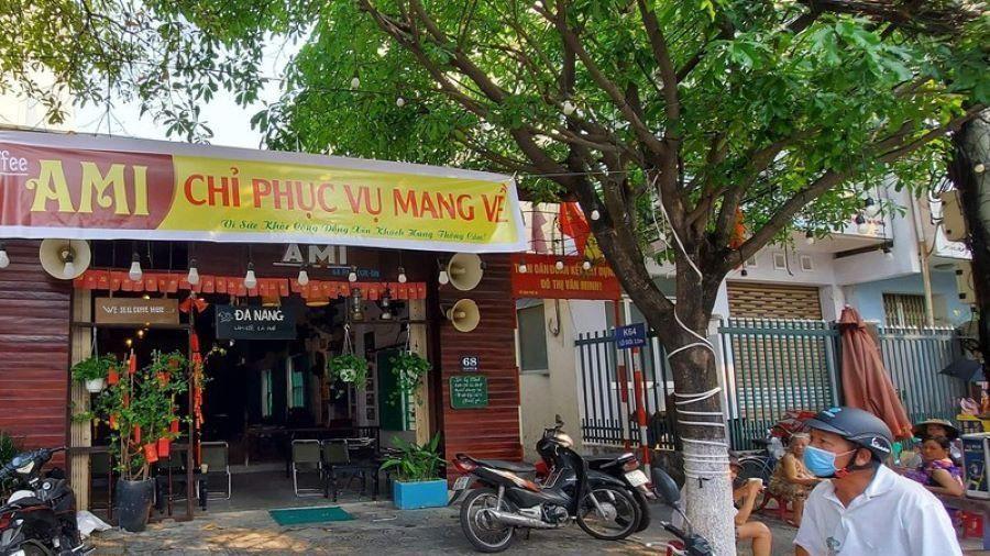 Đà Nẵng: Hàng quán cấm phục vụ tại chỗ từ 12 giờ trưa 7-5