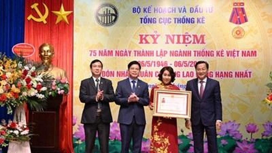 Ngành Thống kê Việt Nam không ngừng lớn mạnh
