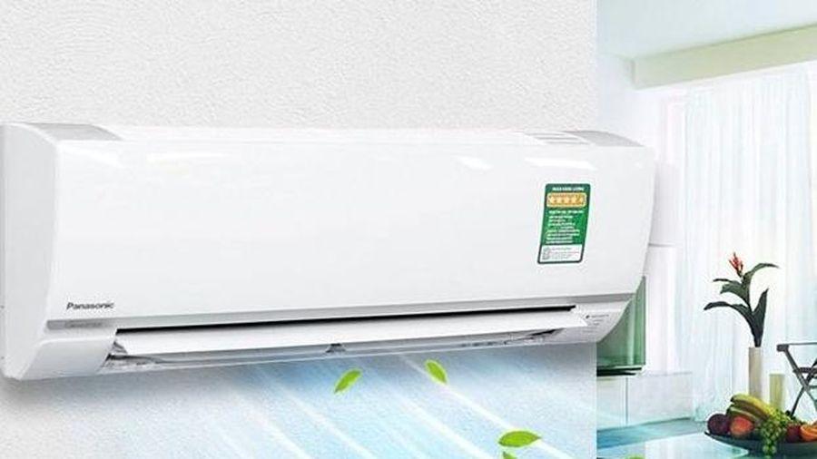 5 mẫu điều hòa lọc không khí Panasonic đáng mua
