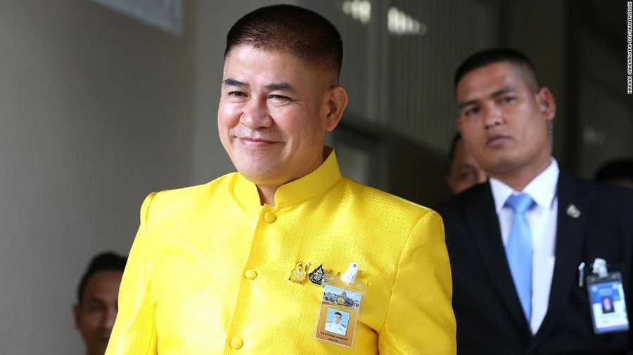 Thứ trưởng Thái Lan được giữ chức dù từng ngồi tù