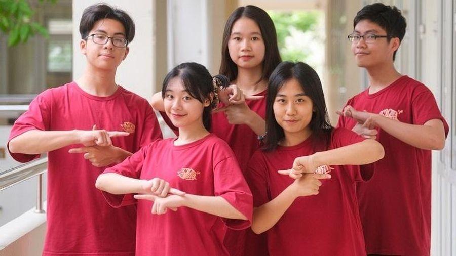 Trường THPT chuyên Ngoại ngữ sẽ thi học kỳ 2 theo hình thức trực tuyến