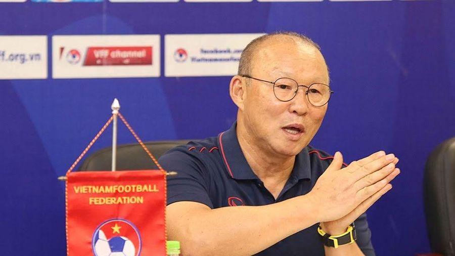 HLV Park Hang-seo chốt danh sách 37 cầu thủ ĐT Việt Nam