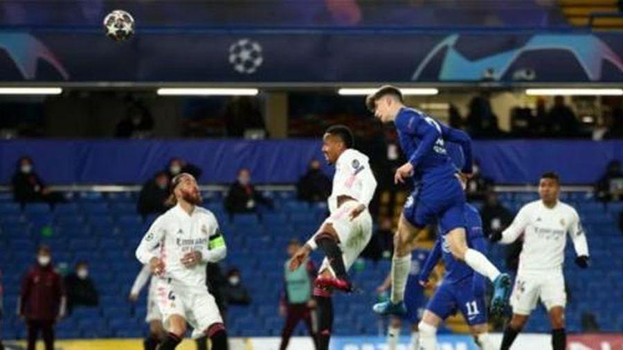 Quật ngã Real Madrid, Chelsea hẹn Man City ở chung kết 'toàn Anh'