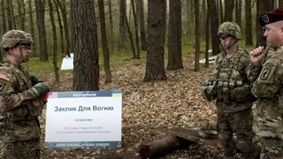 'Mỹ và NATO sẽ không chiến đấu vì Ukraine'