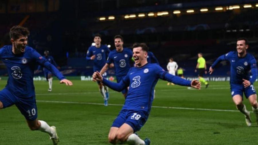 Hạ gục Real Madrid 2-0, Chelsea tiến vào trận chung kết