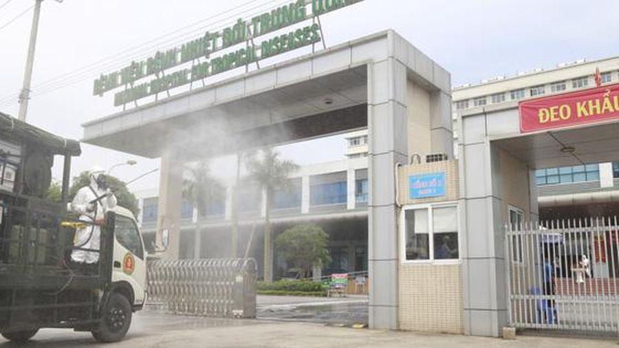 'Ổ dịch' Bệnh viện Bệnh Nhiệt đới Trung ương cơ sở 2: Nhiều ca F0 không rõ nguồn lây