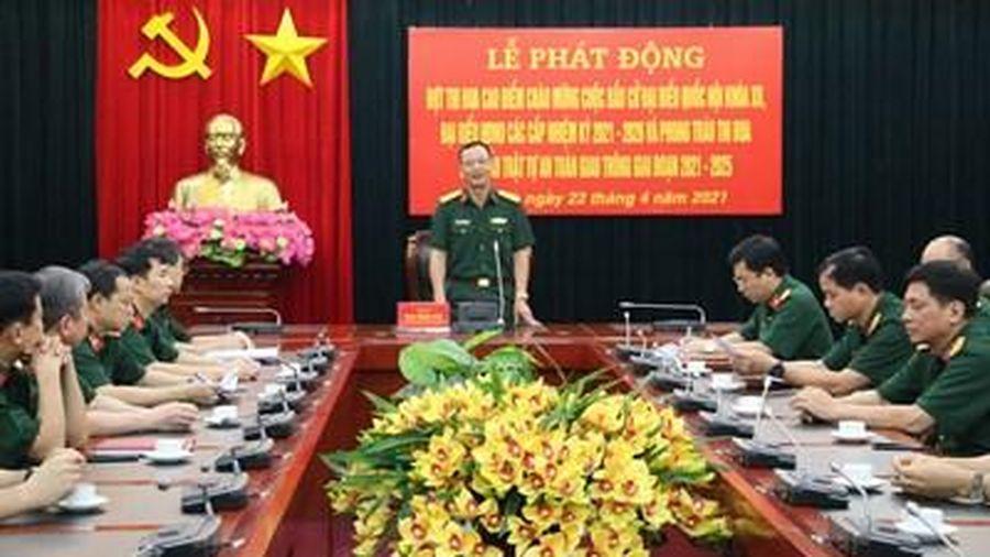 Kế tục truyền thống, xây dựng Đảng bộ Văn phòng Tổng cục Chính trị trong sạch, vững mạnh tiêu biểu